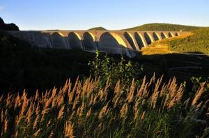 Barrage hydroélectrique Manic-5 © Marc Loiselle / Tourisme Côte-Nord - Manicouagan