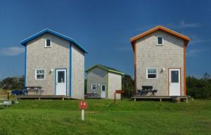 Les salines du parc de Gros Cap aux Îles de la Madeleine © Le Québec maritime