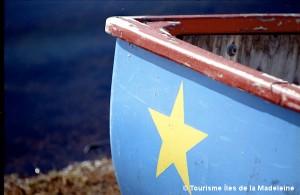 Bateau acadien Îles de la Madeleine