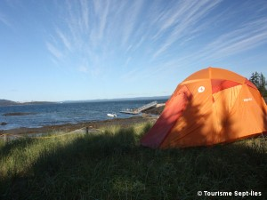Camping Ile Grande Basque, Sept-Iles