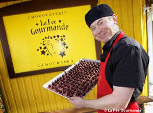 Chocolaterie La Fée Gourmande