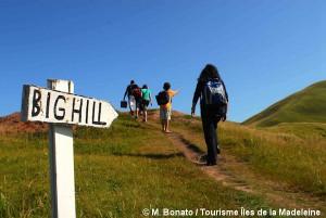 Big Hill, Îles de la Madeleine