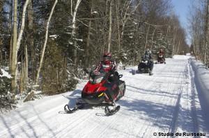Snowmobile Bas-Saint-Laurent