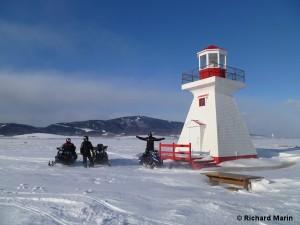 Carleton snowmobile