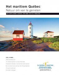 Het maritiem Québec, Natuur om van te genieten