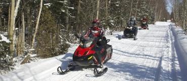 Interview with a Snowmobiler: Stephen Janaitis on Bas-Saint-Laurent