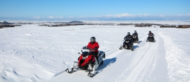 10 Reasons to Go Snowmobiling in the Maritime Regions of Québec