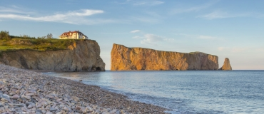 What to See and Do on Vacation in Percé