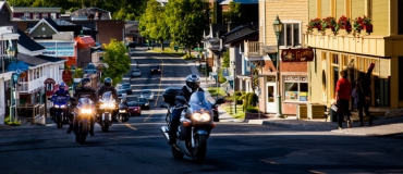 Motorcycle-Friendly Accommodations in Our Regions