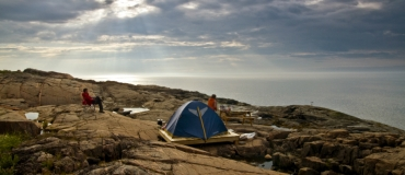 Camping and Kayaking: A Winning Combination in Les Bergeronnes