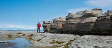 Les parcs nationaux de l'est du Québec ont tant à vous apprendre!