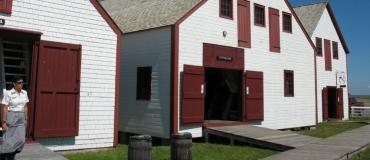 Les musées de la Gaspésie vus par… Vicky Boulay