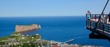 [VIDEO] Percé: A Preview of Your Summer Vacation!