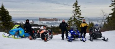 A Dream Snowmobile Trip in Photos!