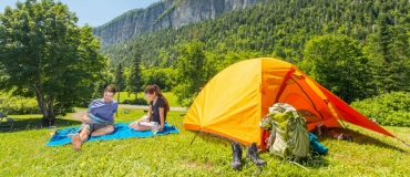 Campgrounds in Our National Parks: The Best Spots