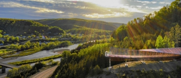 Wow-Provoking Panoramic Views in Eastern Québec!