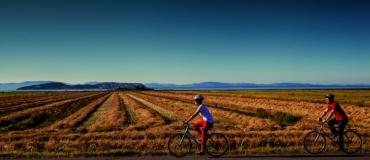 Top 6 des circuits vélo du Bas-Saint-Laurent