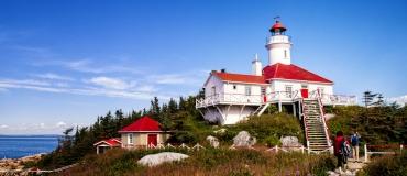 Un séjour de découvertes sur les îles du Bas-Saint-Laurent