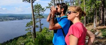 La faune en vedette dans les parcs nationaux du Québec maritime
