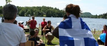 La Saint-Jean-Baptiste, fête nationale des Québécois!