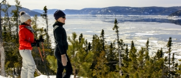 """Hold on to your Tuque"": Three Days in Fjord-du-Saguenay National Park"