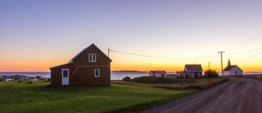 9 endroits pour admirer les couchers de soleil aux Îles de la Madeleine
