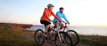 Mon voyage aux Îles de la Madeleine en vélo