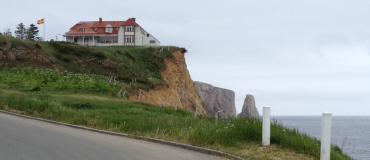 My Journey in Gaspésie: A Walk Through Time with Percé's Historical Tour