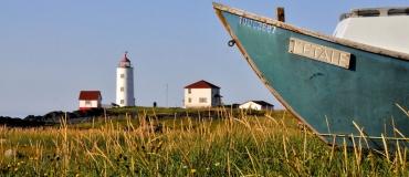 Le Québec maritime d'île en île