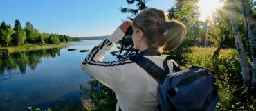 Parc national du Lac-Témiscouata : Des randonnées pour tous