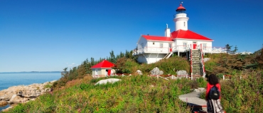 Living the Life of a Lightkeeper… Just for One Night
