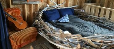 Ma nuit dans un nichoir géant en Côte-Nord