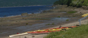 My Journey in Côte-Nord – Manicouagan: Exploring the Saguenay Fjord with Fjord en Kayak
