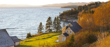 3 raisons de visiter les régions du Québec maritime en automne