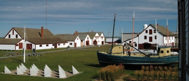 In the Footsteps of Cod Fishermen at the Banc-de-Pêche-de-Paspébiac Historic Site