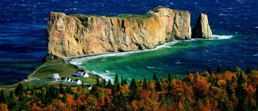 Get Ready for Fall, Québec maritime's Most Colourful Season