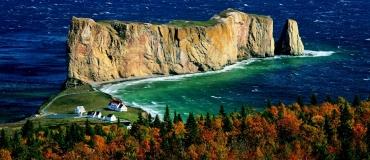 L'automne au Québec maritime