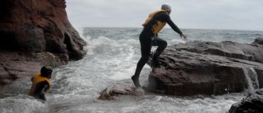 La vague d'Aventure à La Salicorne- Jour 25