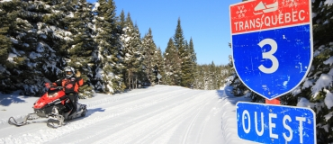 Côte-Nord: 6 Things to Do and See by Snowmobile