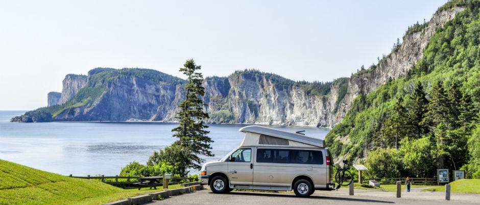 Les parcs nationaux du Québec maritime