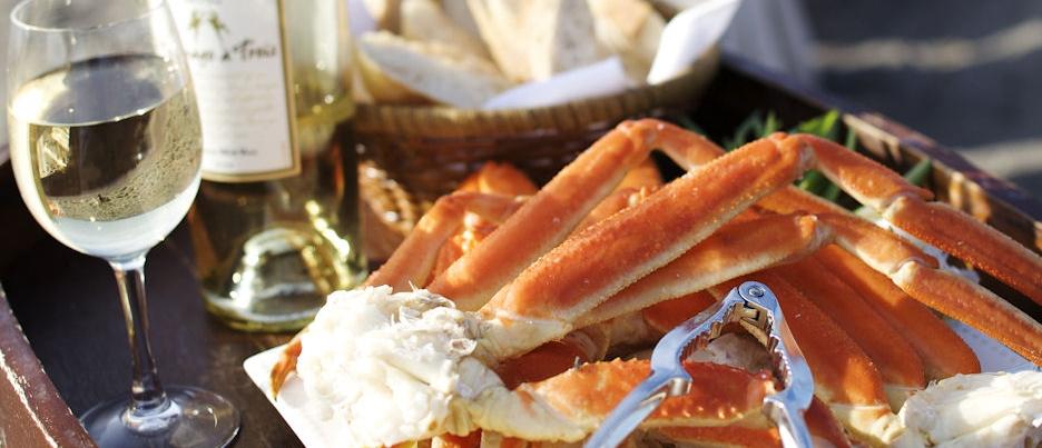 Le crabe des neiges, vedette gastronomique du Québec maritime