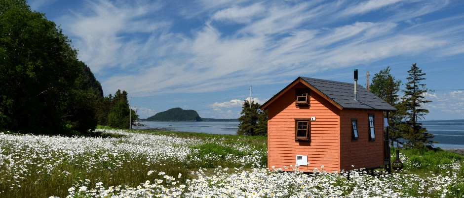 Lodging Options in Harmony with Nature