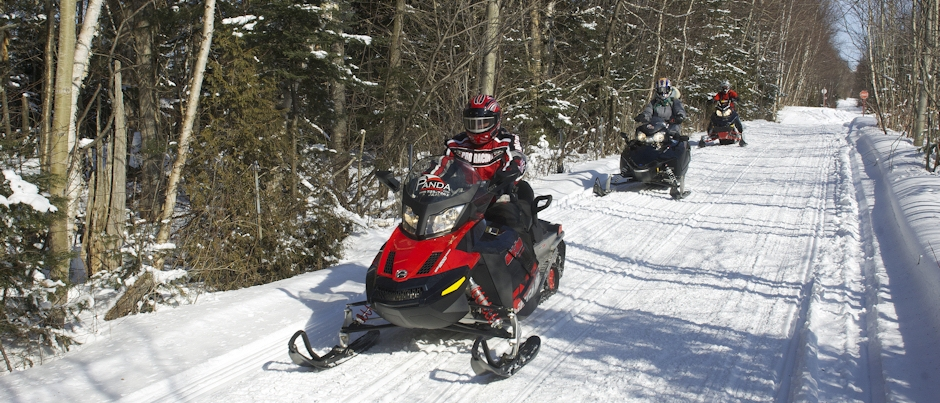 Interview with a Snowmobiler: Stephen Janaitis on Bas-Saint-Laurent