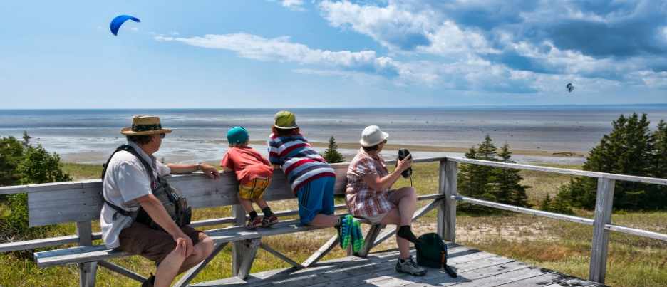 Vacationing in Côte-Nord: A Visit to Parc Nature de Pointe-aux-Outardes