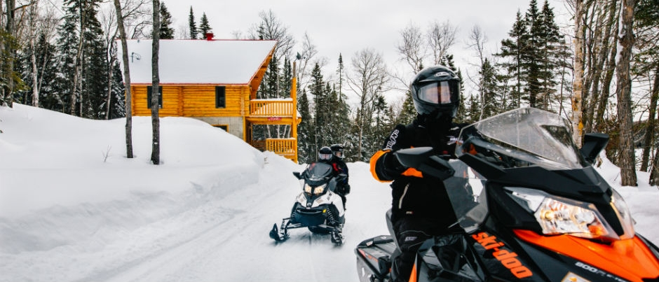 Snowmobile Trip in Eastern Québec: The Countdown Begins!
