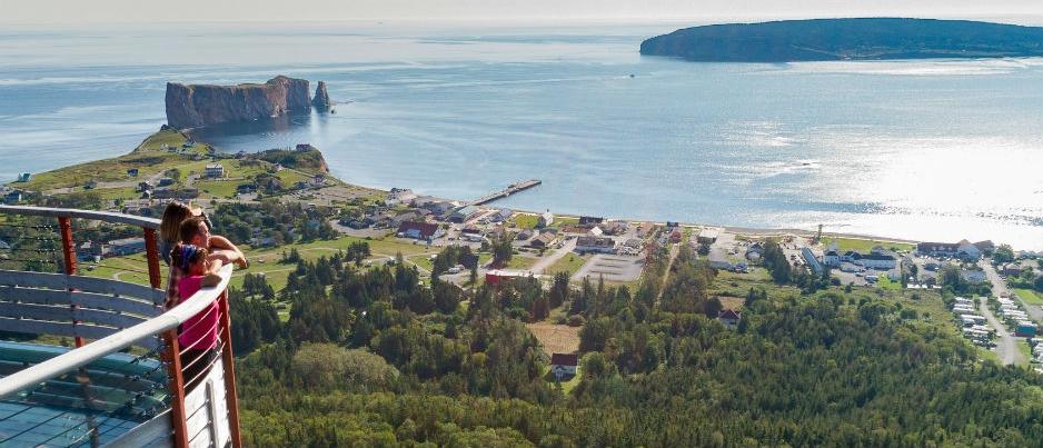 Préparer votre voyage en Gaspésie
