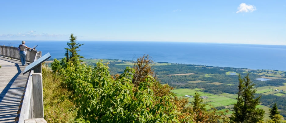 Doux souvenirs de vacances dans les régions maritimes du Québec