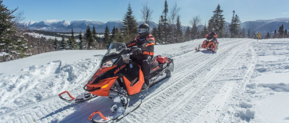 Snowmobile Trip in the Gaspé Peninsula: 7 Must-See Sectors!