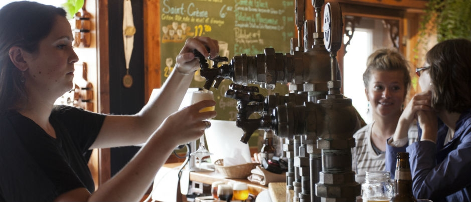 Beers and Booze Made in the Maritime Regions of Québec