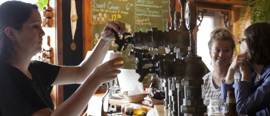 Des alcools et des bières à savourer au Québec maritime